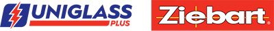 logosIniglass Ziebart Logo Auto Glass Repair
